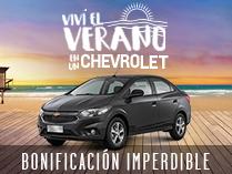 Oferta de Chevrolet Prisma