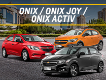 Oferta en Chevrolet Onix