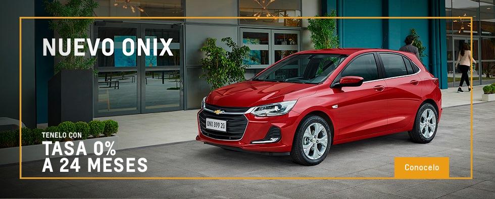Nuevo Chevrolet Onix