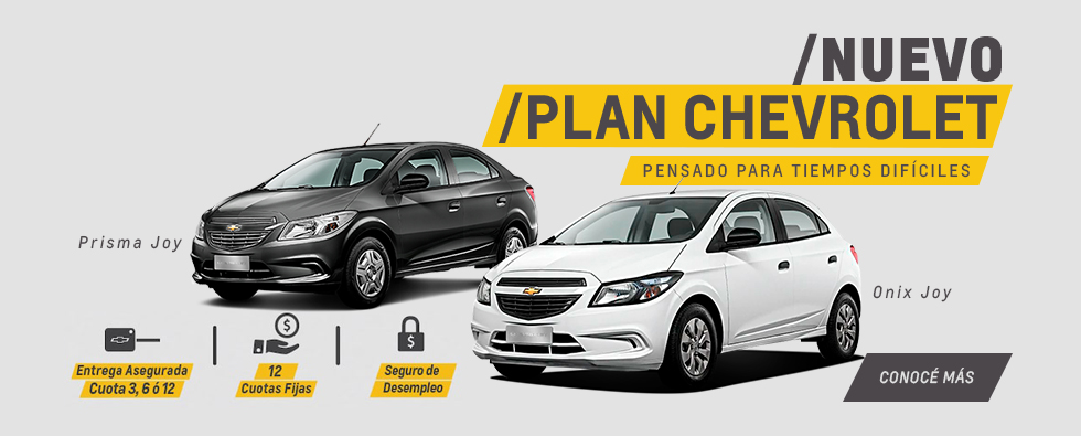 Nuevo Plan Chevrolet Express 2019