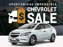 Chevrolet Prisma Joy con precio exclusivo