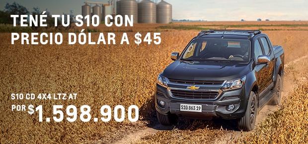 Oportunidad en Chevrolet S10