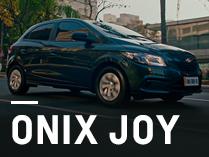 Chevrolet Onix Joy con precio bonificado