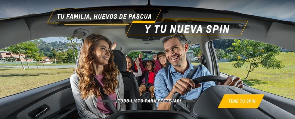 Felices Pascuas - Chevrolet