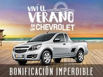Oferta en Chevrolet Montana