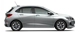 Nuevo Chevrolet Onix lateral derecho