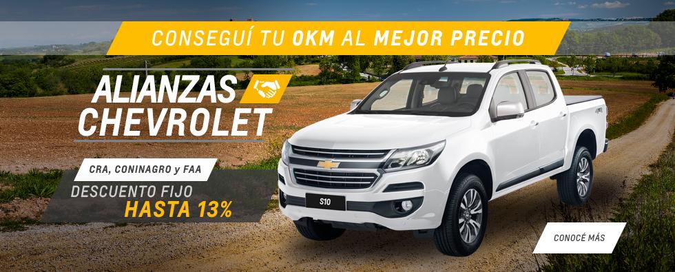 Alianzas Chevrolet Para Ventas Especiales
