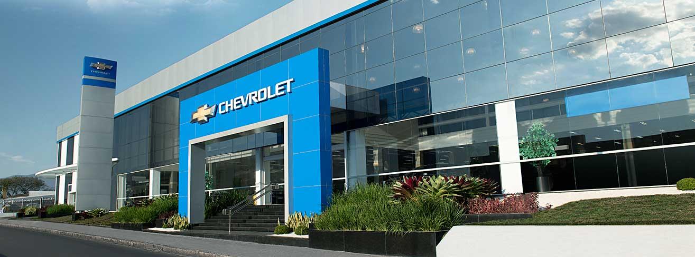 Concesionario oficial Chevrolet