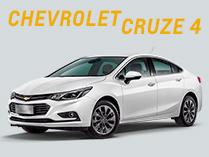 Oferta en Chevrolet Cruze 4