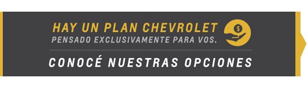 Plan de Ahorro Chevrolet
