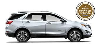 Chevrolet Equinox - Lateral derecho