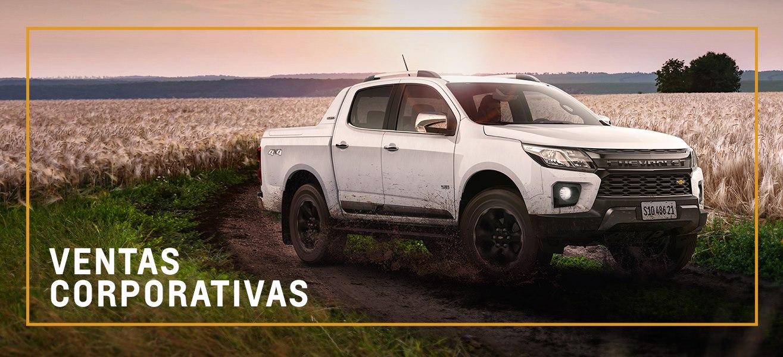 Ventas Corporativas Chevrolet