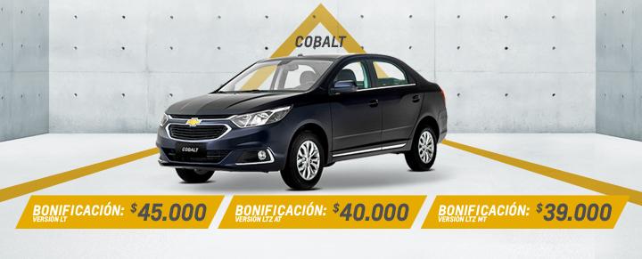Oferta de Chevrolet Cobalt