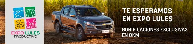 10° Expo Lules Productivo - Concesionario Oficial Chevrolet Gemsa