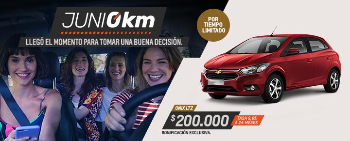 Chevrolet Onix LTZ 0km Plan de Descuentos del Gobierno