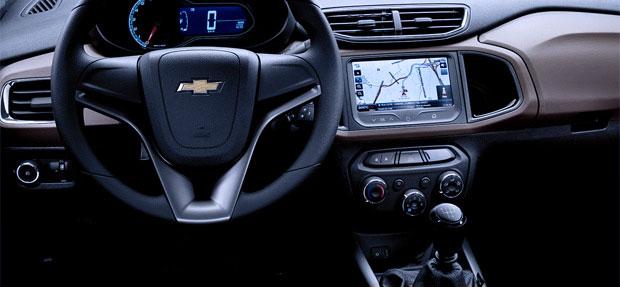 Comprar acessórios para carros na concessionária Chevrolet Lucivel