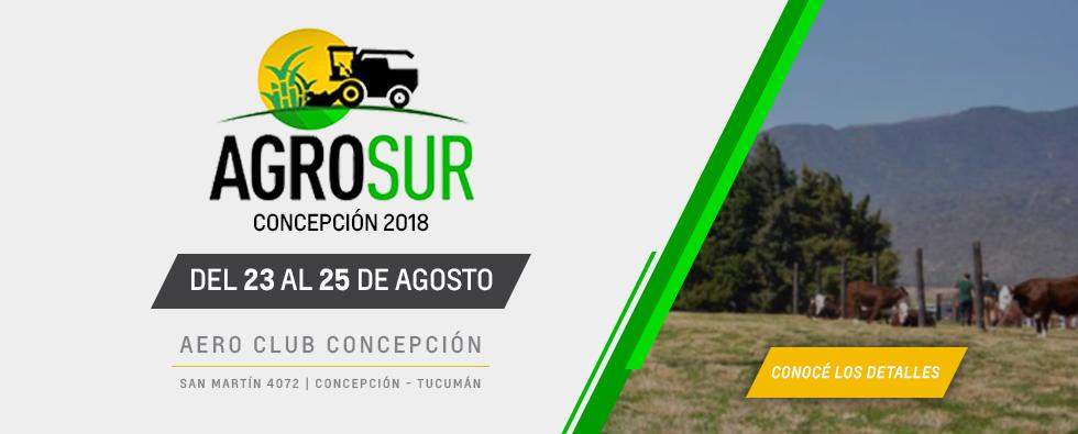 AGROSUR Concepción 2018 - Chevrolet Gemsa