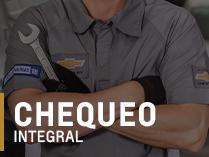 Chequeo integral Chevrolet en Tucumán y Santiago del Estero