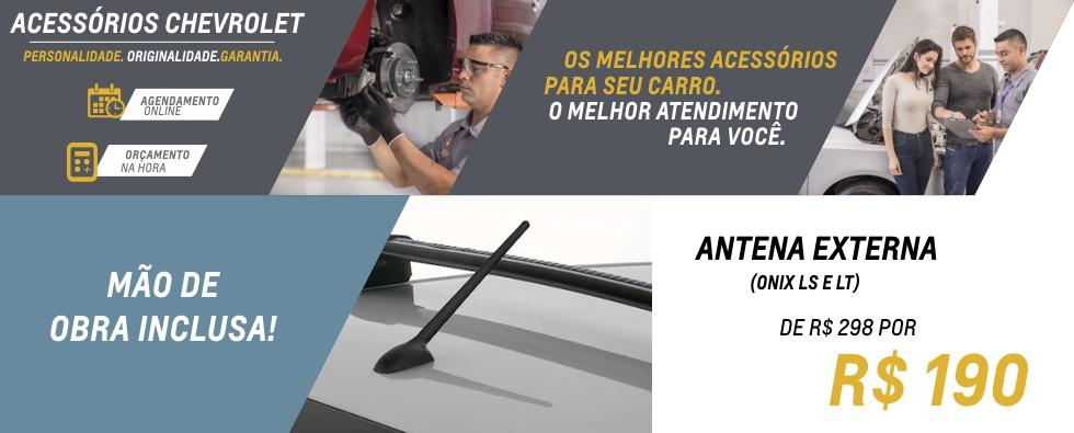 Spassus - Site PV Acessorios Antena