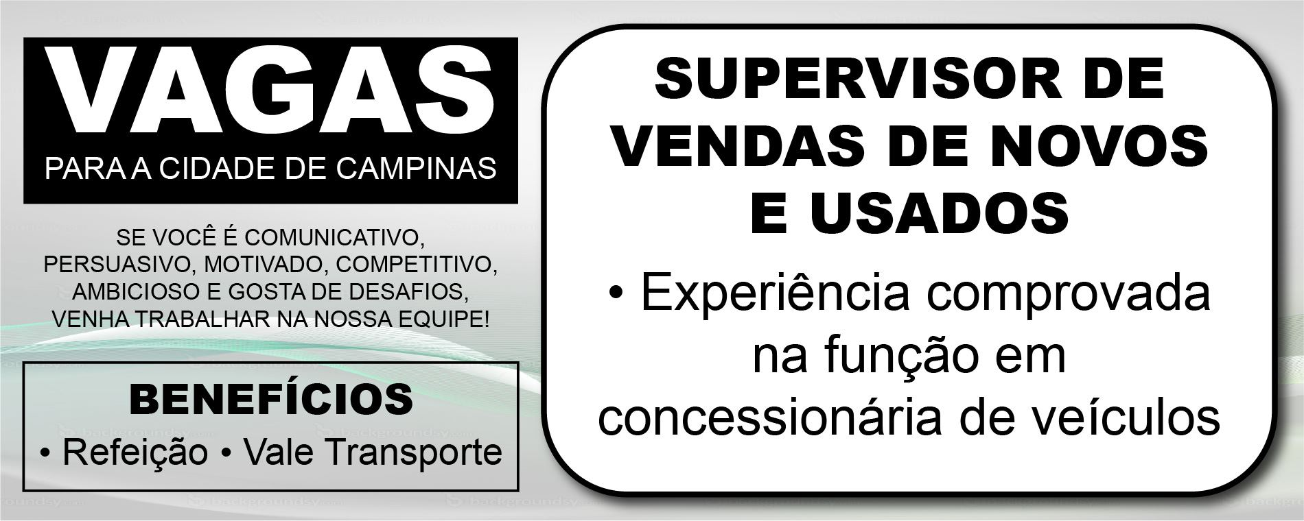 Grupo Andreta - Digitais Vagas Maio (Home Campinas)