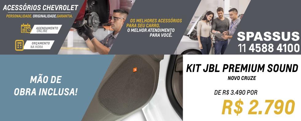 Spassus - Site PV Acessorios Setembro (Kit JBL)
