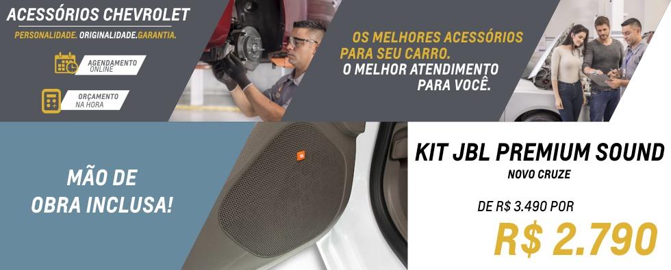 Spassus - Site PV Acessorios Kit JBL