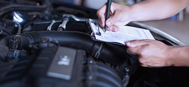 Serviços de manutenção e reparo para revisão de carros na concessionária Chevrolet José dos Santos