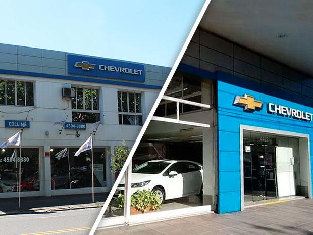 Collins Concesionario Oficial Chevrolet