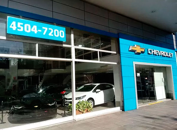 Collins Concesionario Oficial Chevrolet Villa Devoto