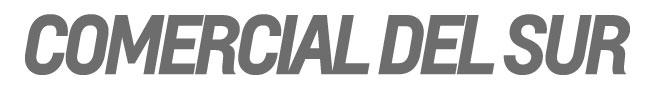 Comercial del Sur - Concesionario Oficial Chevrolet