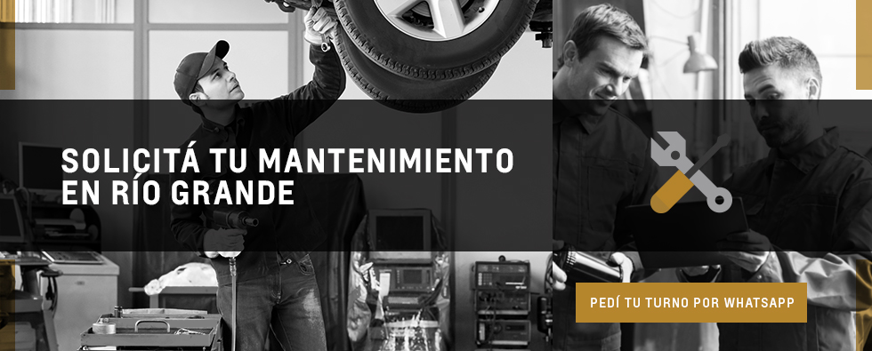 Agendar turno en taller Chevrolet de Río Grande