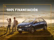 Chevrolet Country Motors - Onix Activ - financiación 100%