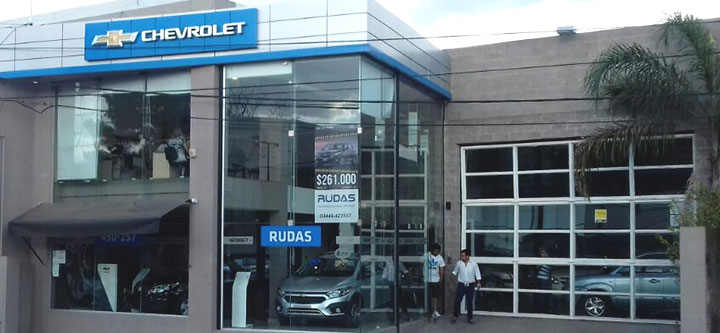 Chevrolet Rudas Gualeguaychú