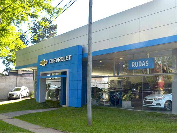 Chevrolet Rudas Concordia