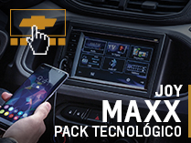 Pack Onix Joy Max en Chevrolet Rudas