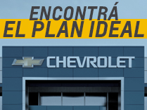 Oferta de Planes Chevrolet en Del Sur Autos
