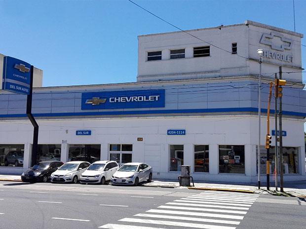 Banner fachada Avellaneda Del Sur