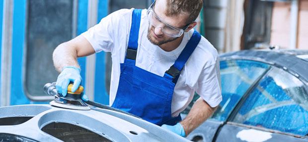 Serviços revisão, manutenção, reparo de carros concessionária Chevrolet Metrosul