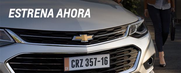Estrena Chevrolet