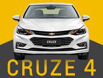 Oportunidad en Chevrolet Cruze 4 en Dycar
