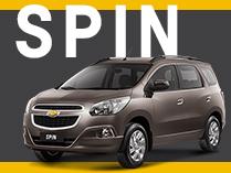 Precio exclusivo Chevrolet Spin en Salta y Jujuy