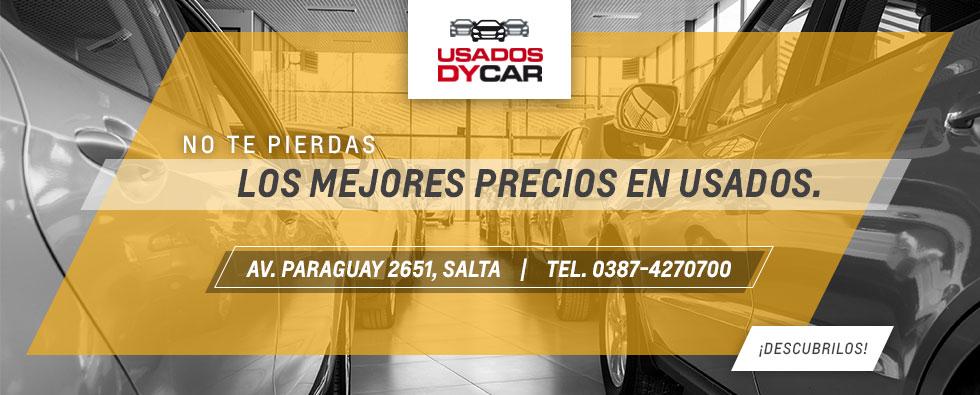 Autos usados en Salta y Jujuy