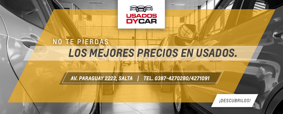 Usados en Chevrolet DyCar