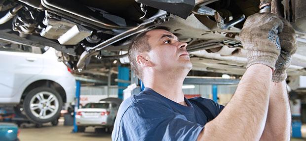 Serviços de manutenção e reparo para revisão de carros na concessionária Chevrolet Palazzo