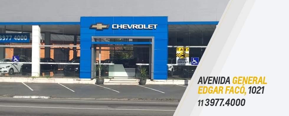 Concessionária Chevrolet Palazzo Edgar Facó