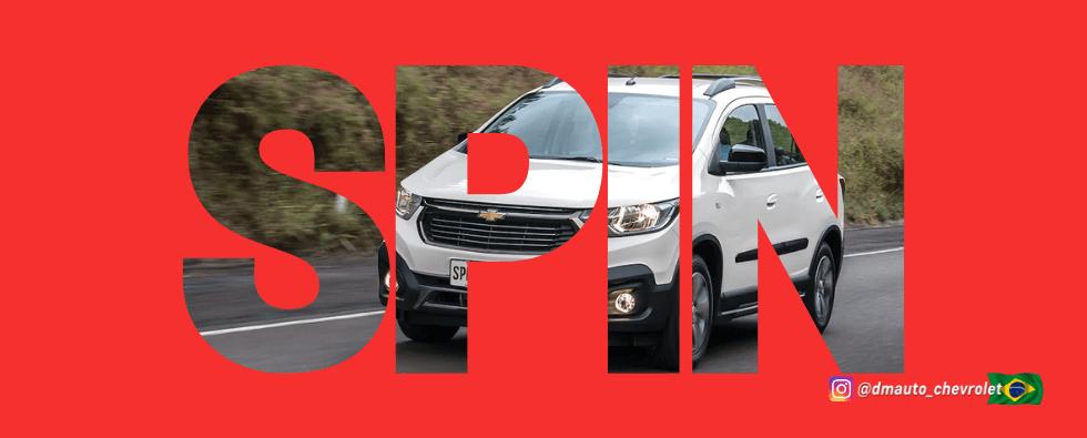 Comprar carro de 7 lugares Chevrolet Spin em SC