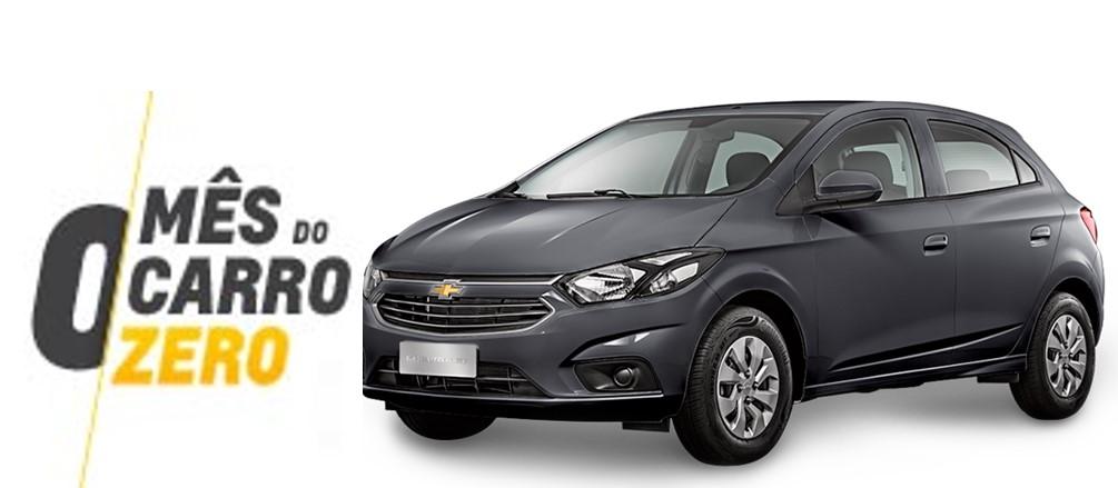 Julho é o mês oficial para você sair de carro 0km - Onix LT 1.0