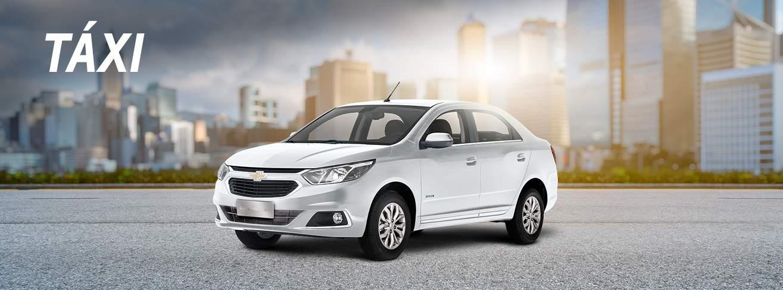 Comprar carros com descontos para Taxista por vendas diretas na Chevrolet