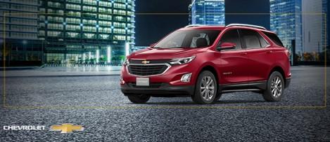Ofertas Chevrolet - EQUINOX LT