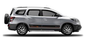 Novo Chevrolet Spin Activ 2017